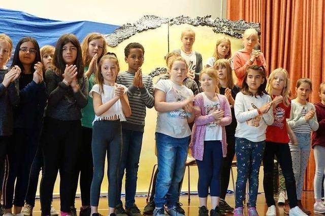 Musical der Anton-Leo-Schule: Kleiner Löwe mit großem Herzen