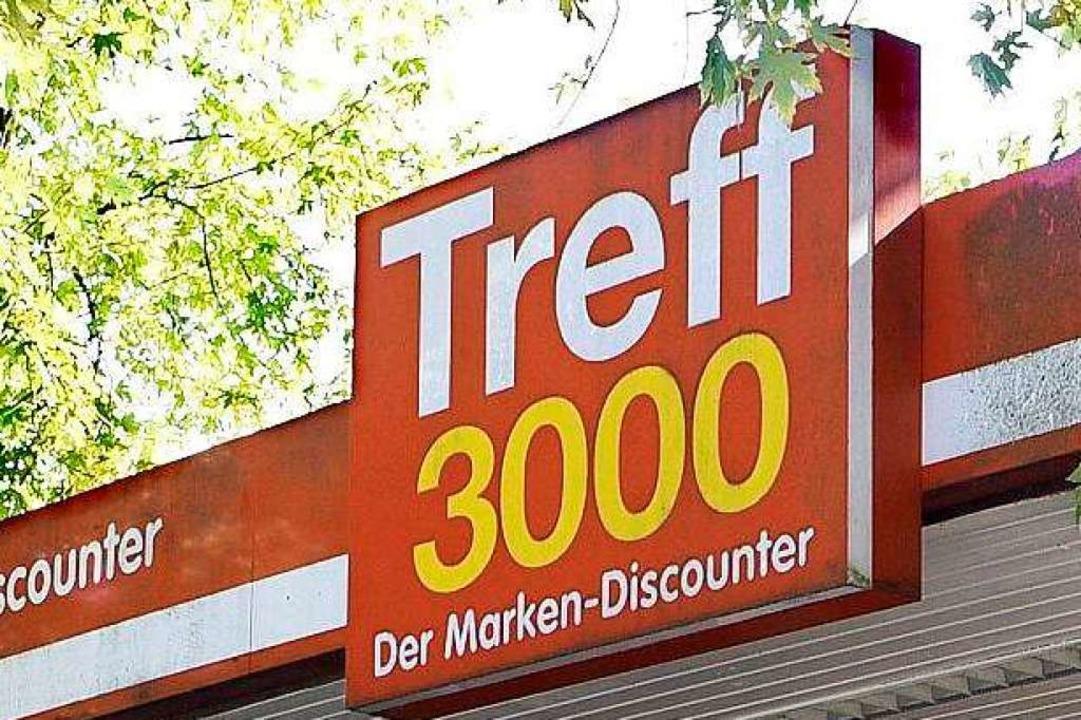 Nur noch drei Wochen ist der Treff-3000-Markt in Bötzingen geöffnet.    Foto: Thomas Kunz