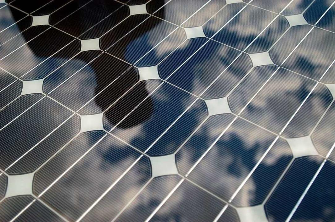 Die Intersolar konzentriert sich wie gehabt auf Sonnenstrom und Sonnenwärme.  | Foto: Ingo Schneider