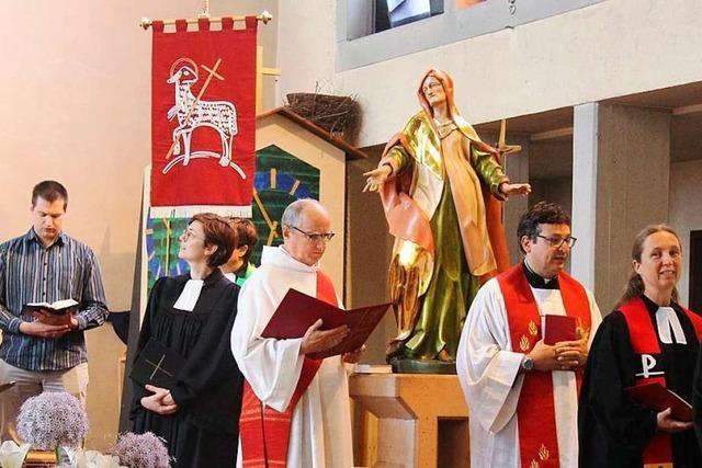 Evangelische und katholische Kirchengemeinden wollen enger zusammenarbeiten