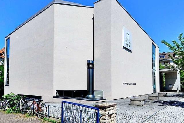 Neuapostolische Kirche legt Gemeinden in Weingarten und der Wiehre zusammen