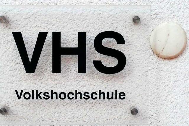 Die Volkshochschule Kandern steckt im Umbruch