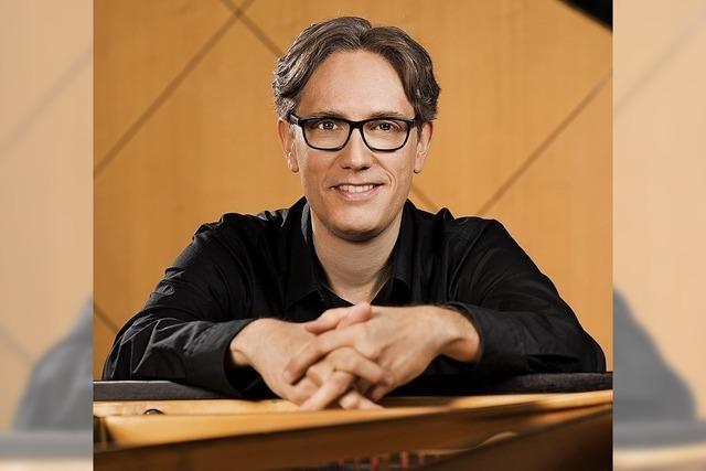 Axel Gremelspacher spielt Werke von Bach, Chopin und Skrjabin
