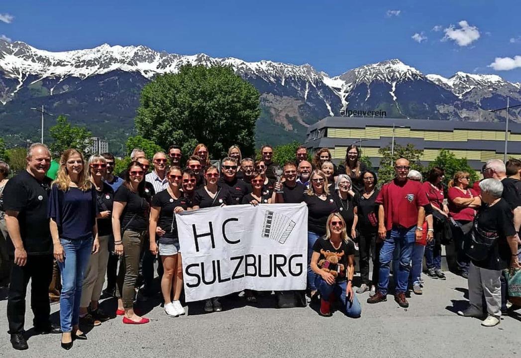 Eindrücke von der HHC-Reise nach Österreich    Foto: HHC Sulzburg