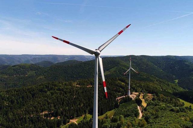 Windpark liefert Strom für 14000 Haushalte