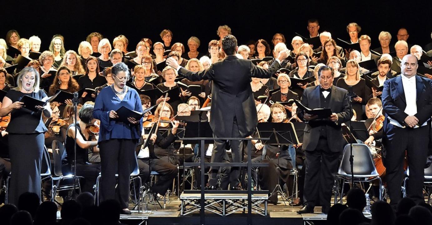 Am 30. Juni sind die Vocalys wieder im Einsatz  | Foto: Kaufmann-Spachtholz