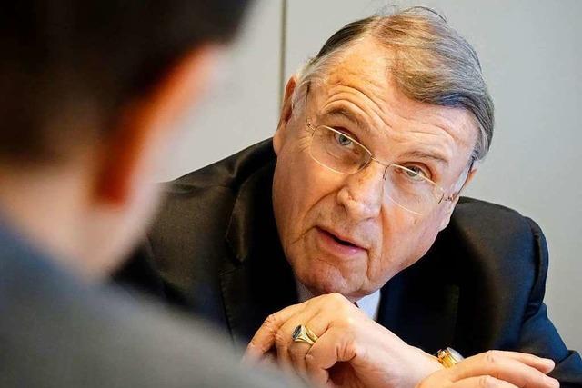 Klaus Mangold zu Russland-Sanktionen: