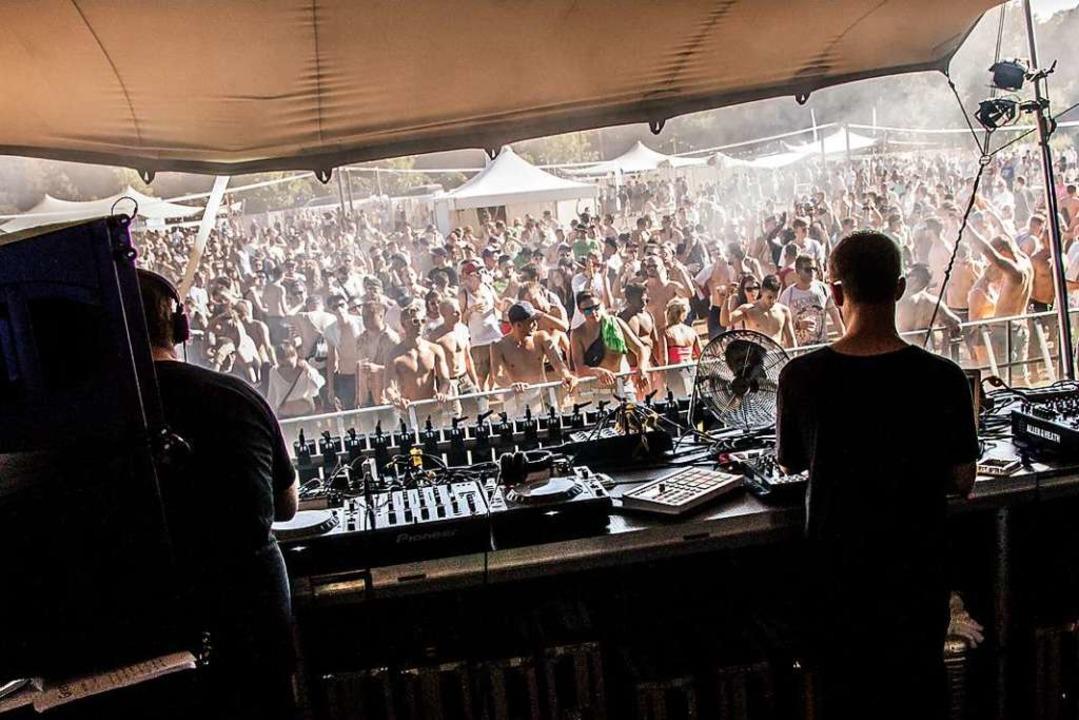 Das Grenzenlos-Festival findet in diesem Jahr nicht statt.  | Foto: Julia Klaus