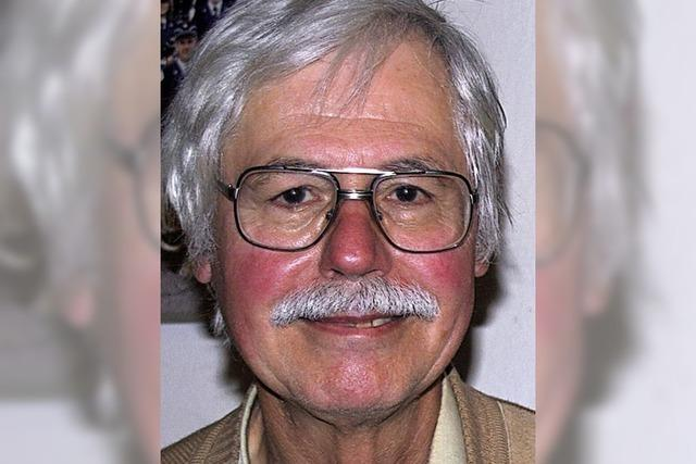 Archivar Köhler ist gestorben