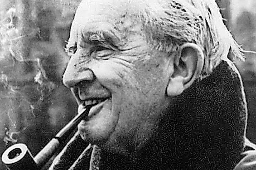 J. R.R. Tolkien  | Foto: Ho