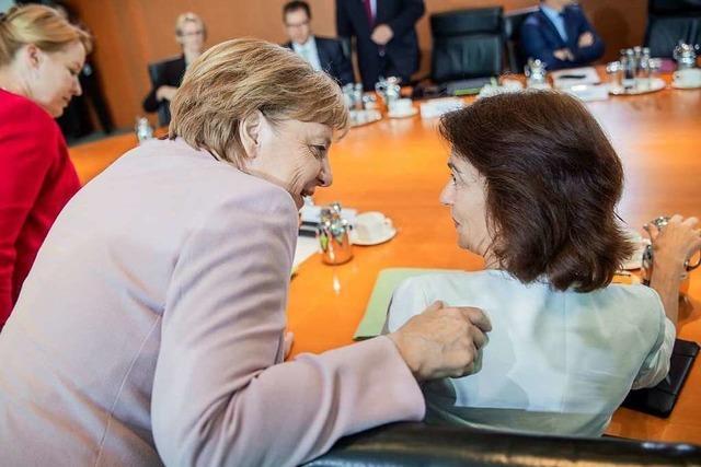Bleierne Zeit der Großen Koalition