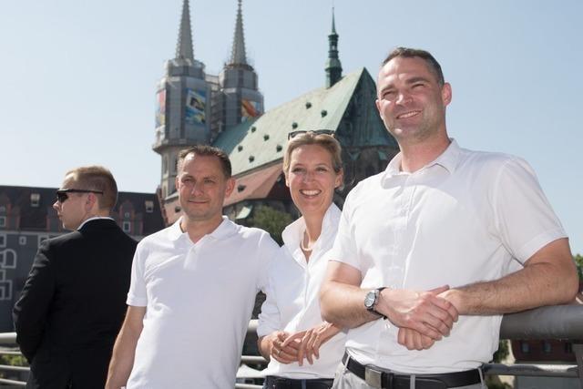 OB-Wahl versetzt Görlitz in einen Ausnahmezustand