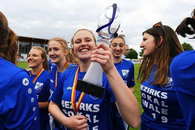 Was junge Fußballerinnen in Oberried und Kirchzarten an ihrem Sport begeistert