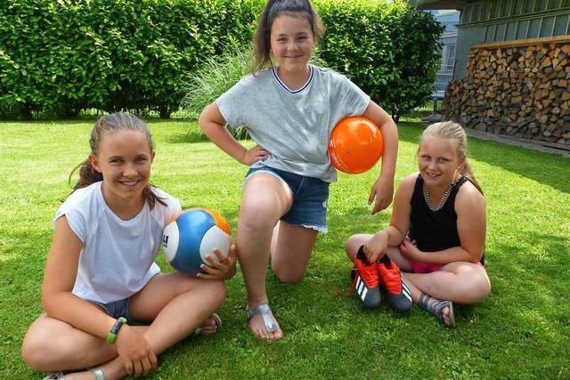 Drei Nachwuchs-Spielerinnen aus Gottenheim fiebern bei der WM mit