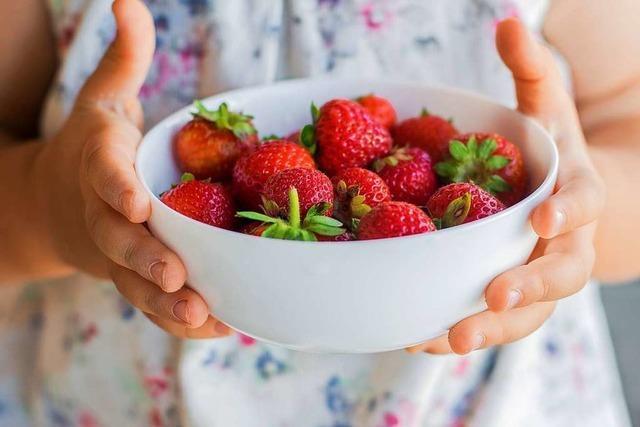 Wie bringt man Kinder dazu, gesunde Sachen zu essen?