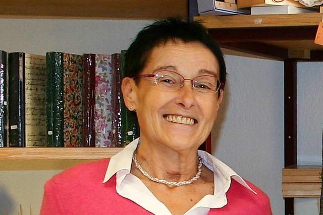 Erika Köberle ist im Alter von 75 Jahren gestorben