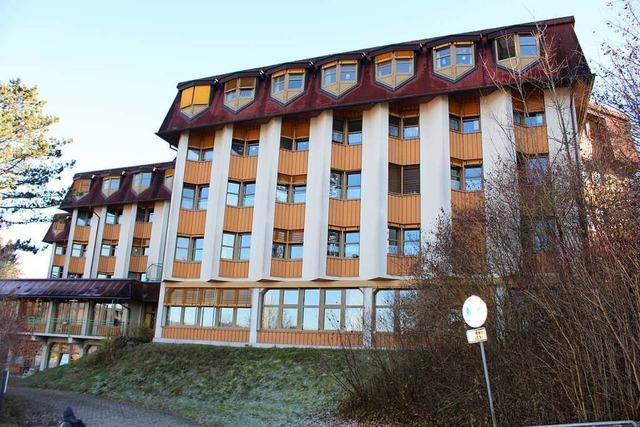 Das Markus-Pflüger-Heim ist im Jahr 2023 weg aus Wiechs
