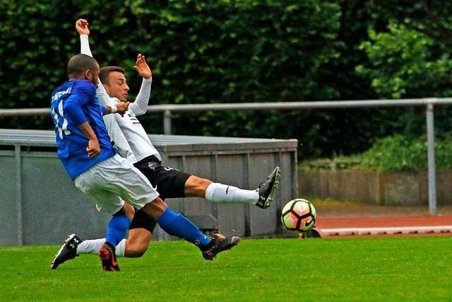 SV Weil wahrt Aufstiegschance – FC 08 Villingen II aus dem Rennen