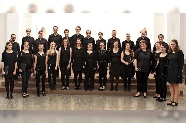 Der Junge Kammerchor Mannheim tourt durch die Region