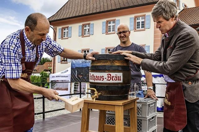 Grafenhausener feiern ausgelassen