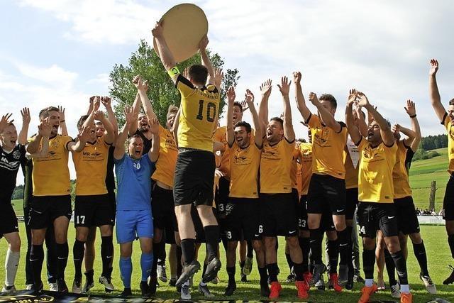 Huber-Buben klettern in Landesliga