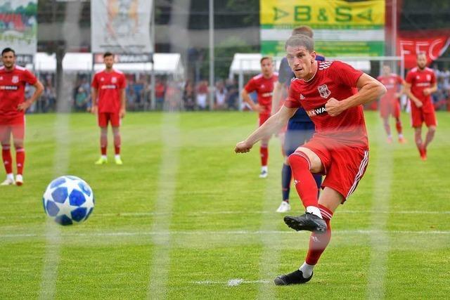 Kein Wunschresultat für FFC beim Aufstiegspiel gegen Hollenbach