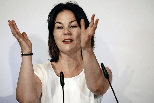 Die Grünen fordern einen Klimafonds