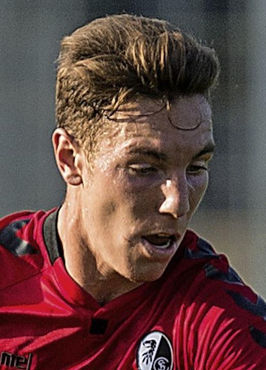 SC-Spieler Florian Kath  | Foto: Patrick Seeger