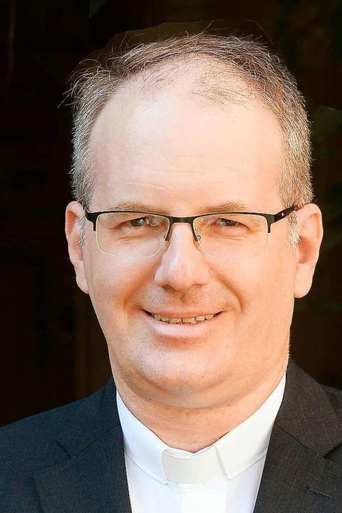 Wurde im April zum Weihbischof ernannt: Christian Würtz  | Foto: Ingo Schneider