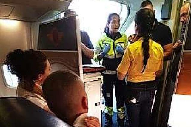 Zehn Verletzte bei heftigen Turbulenzen auf Flug von Pristina nach Basel