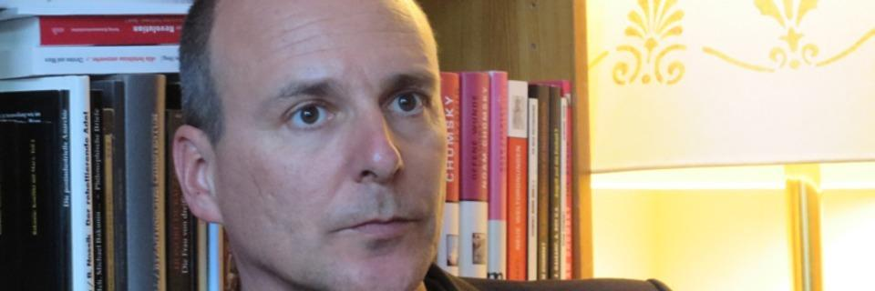 Stephan Grigat referiert über Verbindungen zwischen Iran, Israel und Deutschland
