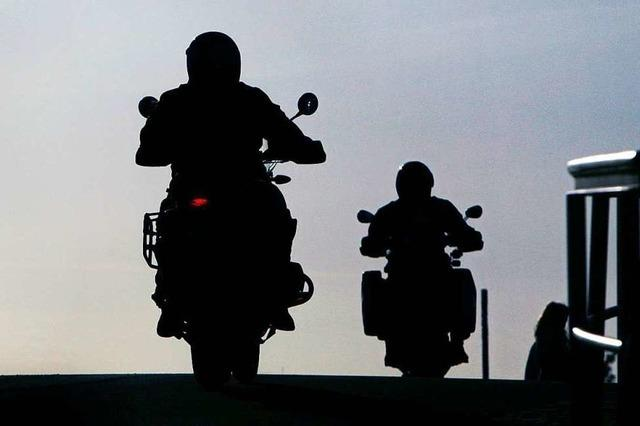 Polizei kontrolliert im Kreis Waldshut 90 Motorradfahrer