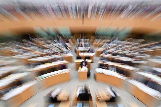 Streit um AfD-Politiker Klos in Gremium, das den Verfassungsschutz überwacht