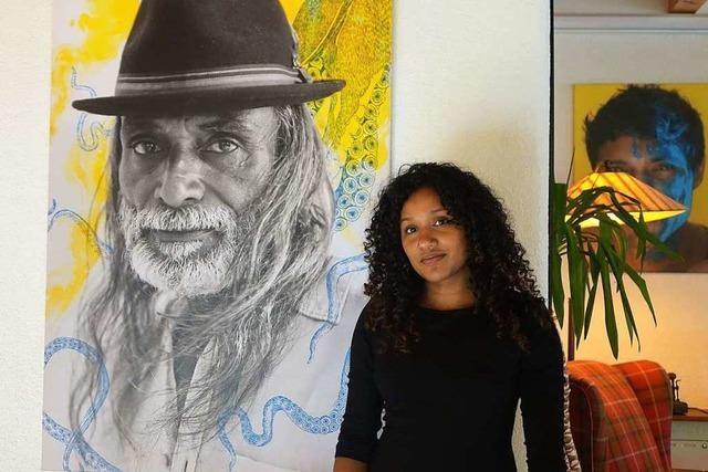 Ausstellung in Wehr zeigt Mix aus Fotografie und Malerei