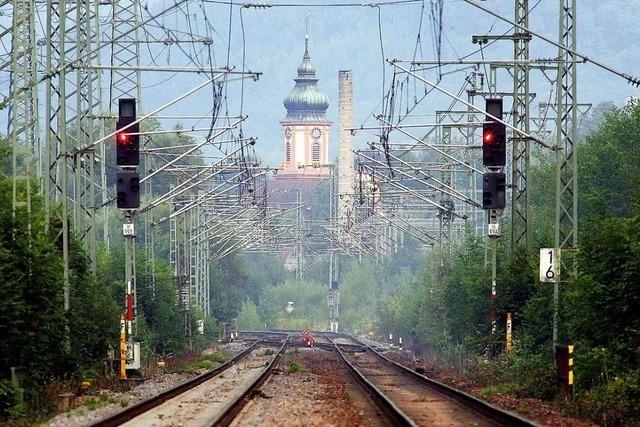 Bahnstrecke zwischen Kehl und Appenweier wird erst 2030 ausgebaut