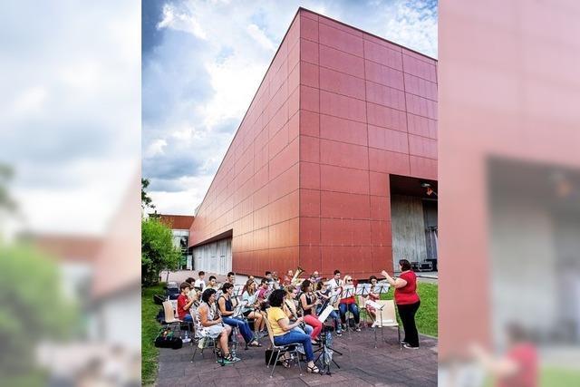 Fete de la Musique in Village-Neuf
