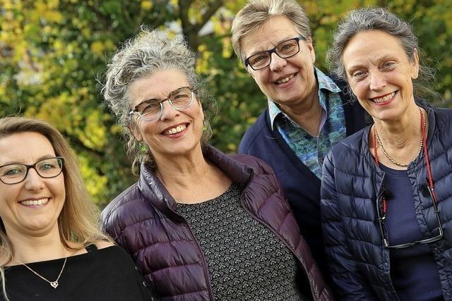 Immer mehr Frauen suchen Hilfe