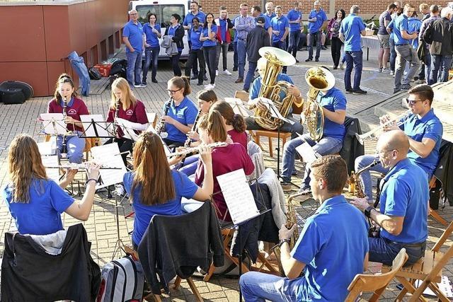 Musikverein Egringen plant Bläserklasse