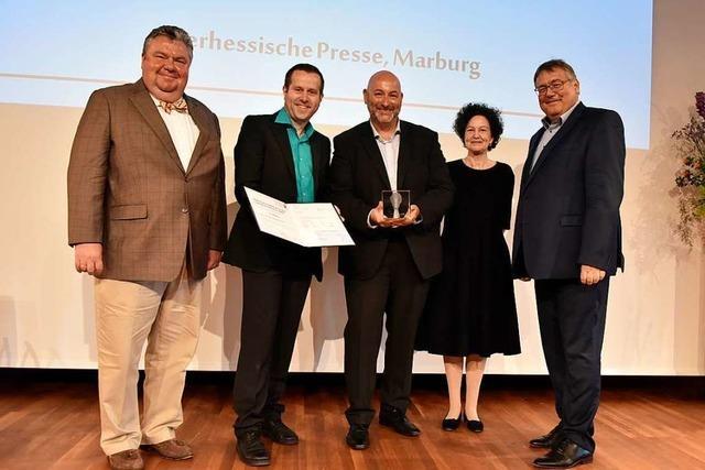 Andreas Schmidt und Björn Wisker gewinnen Ralf-Dahrendorf-Preis 2019
