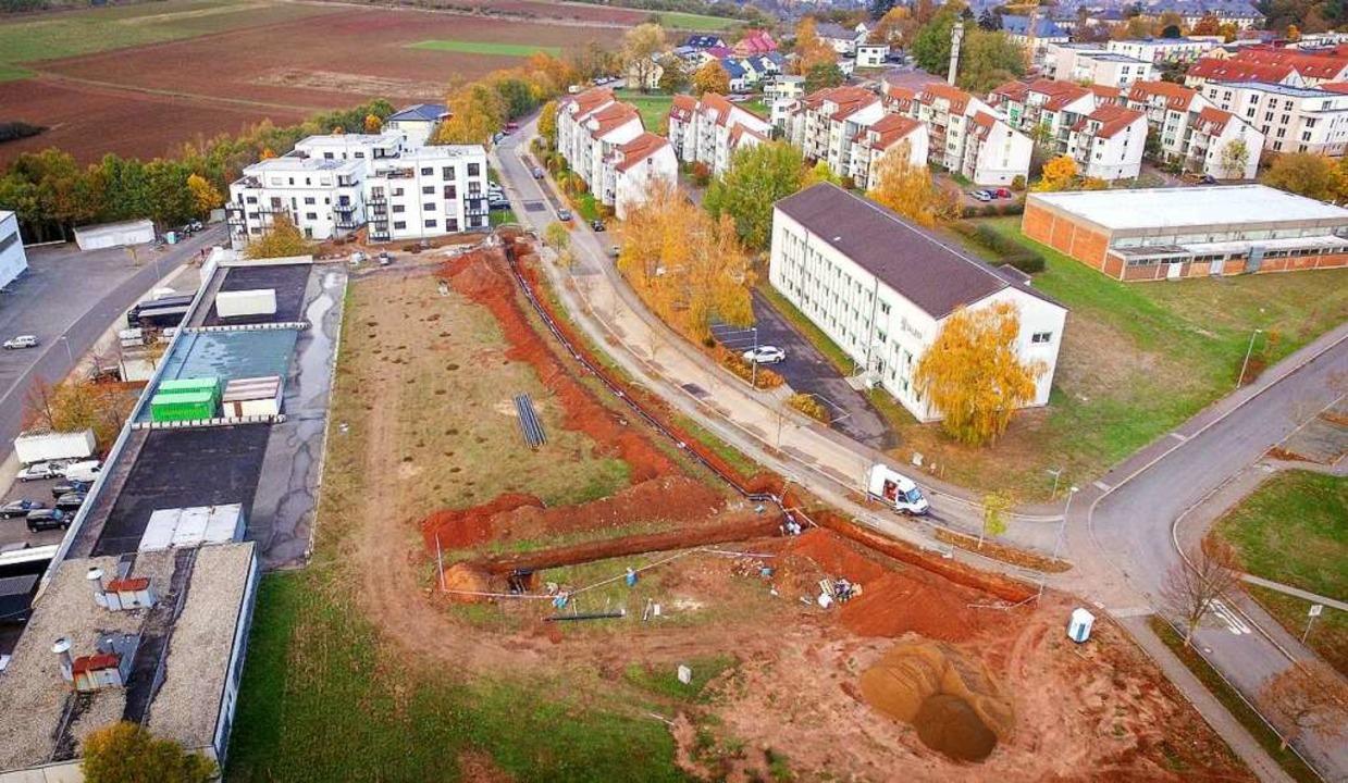 Den ersten Preis erhielt die Oberhessi...ewerbeflächen im Stadtwald in Marburg.  | Foto: Thorsten Richter