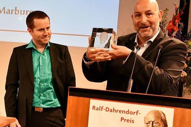 Fotos: Verleihung des Ralf-Dahrendorf-Preises 2019 im Freiburger Konzerthaus