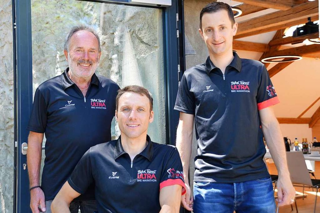 Aus dem Organisationsteam (von links):...Benjamin Rudiger und Sebastian Eckmann  | Foto: Horatio Gollin