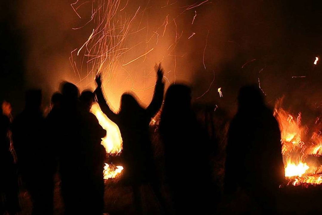Feuer kann faszinieren – wie hie...zination nicht umschlägt. (Symbolbild)  | Foto: Patrik Müller