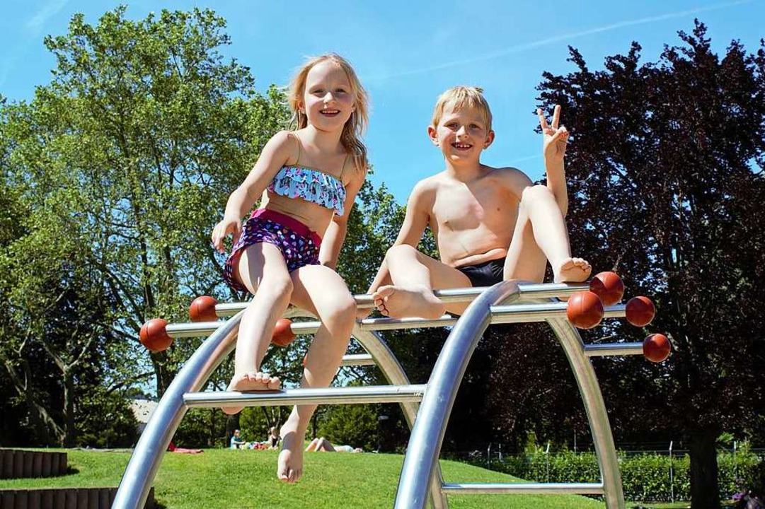 Spaß für die ganze Familie, damit punk...der neuen Regelung zum  Familientarif.  | Foto: Deborah Fritz