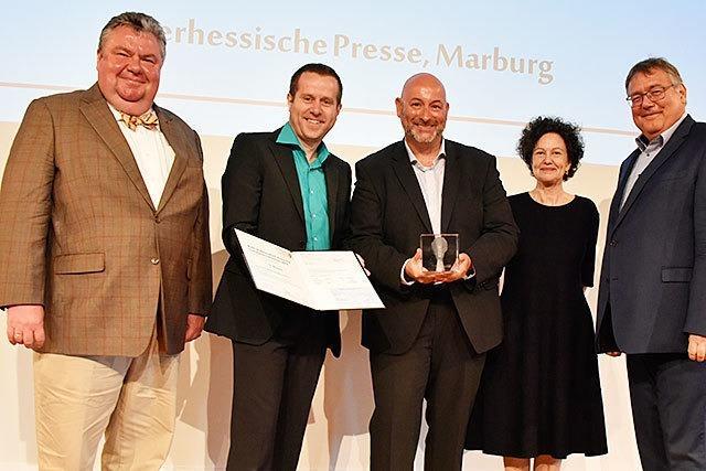 Andreas Schmidt und Björn Wisker gewinnen Ralf-Dahrendorf-Preis