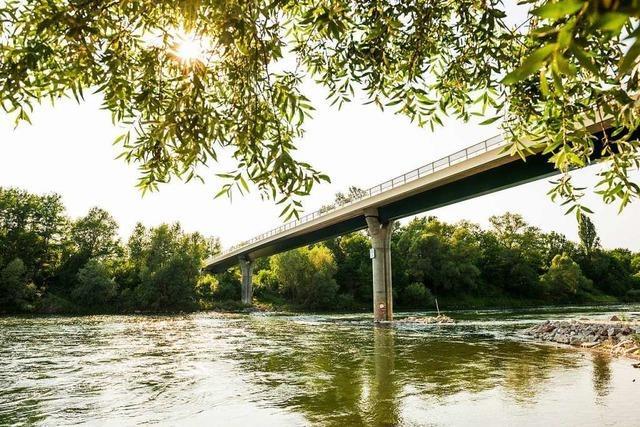Rheinbrücke - ein Symbol für deutsch-französische Beziehungen