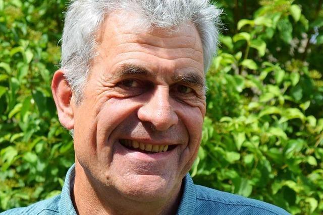 Helmut Ressel hat die Lebenshilfe Lörrach zum Erfolg geführt