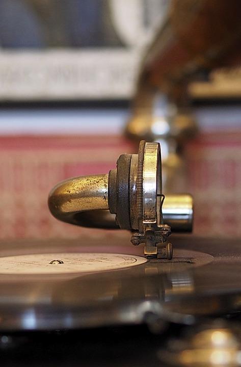 Fürs Sammlerherz:  Phono- und Radiobörse    Foto: Markus Donner