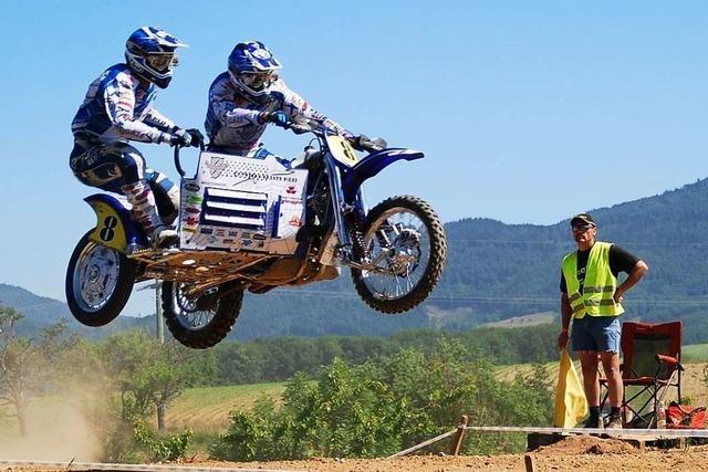 Am Wochenende veranstaltet der MSC Schopfheim das ADAC-Motocross