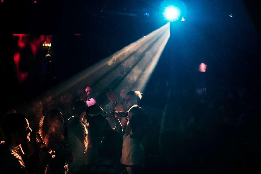 Die erste Party findet im Crash statt.  | Foto: Lilli Blattner